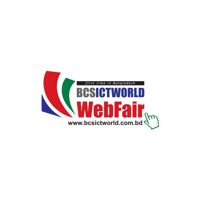 ICT World Graphics Logo