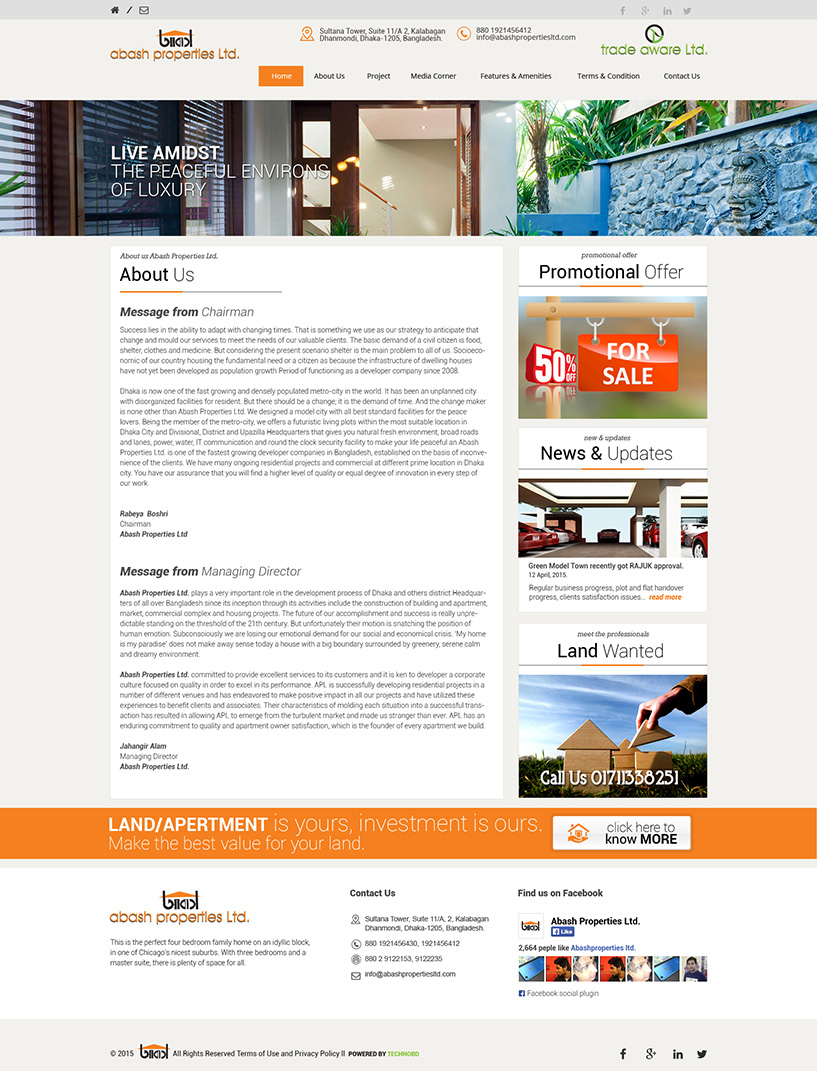 Abash Properties Limited