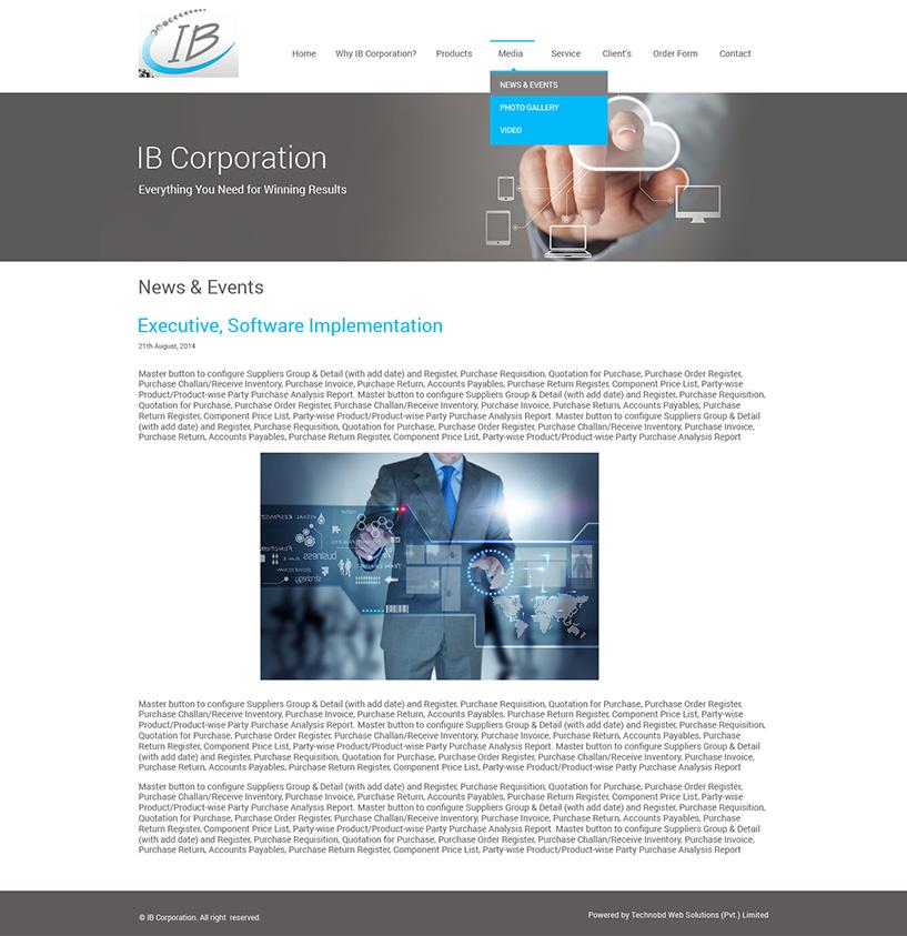 IB Corporation