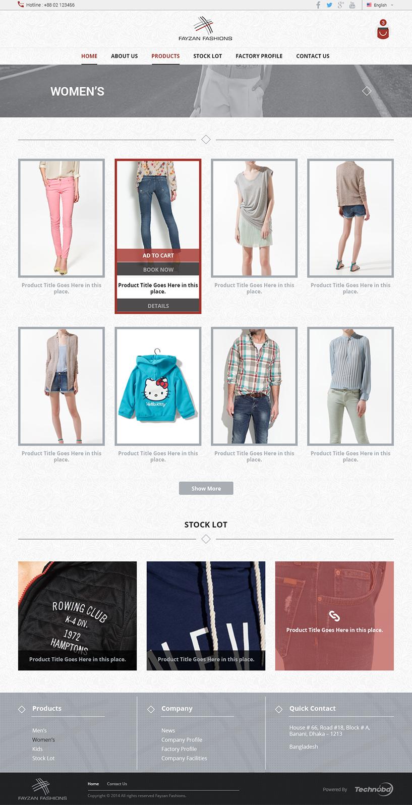 Fayzan Fashions