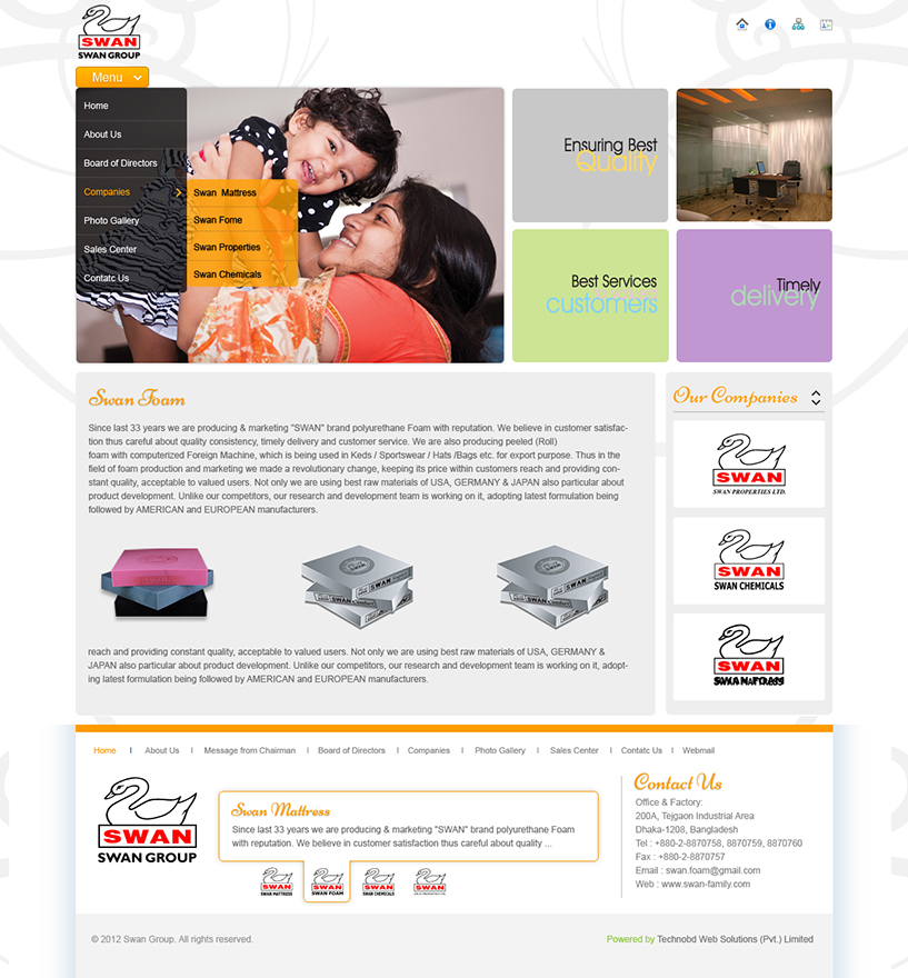 Web Design and Development Company in Bangladesh | Top Rated Web